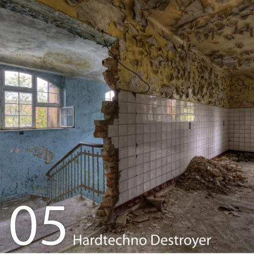 Hardtechno Destroyer Vol. 05